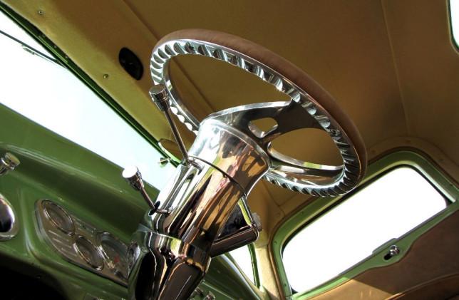 Chevy Lenkrad Fahrerseite