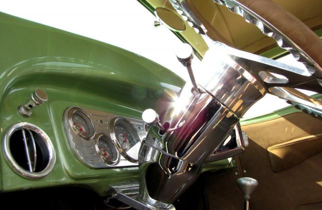 Chevy Lenkrad Hebel