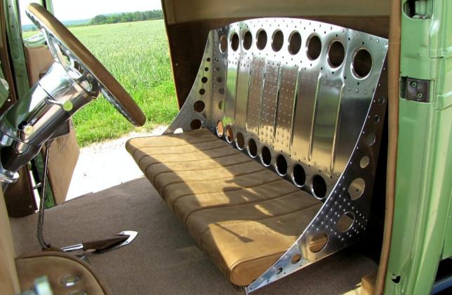 Chevy Sitz Fahrerseite