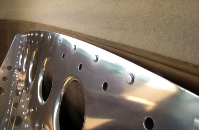 Chevy Sitz Rückenlehne Detail