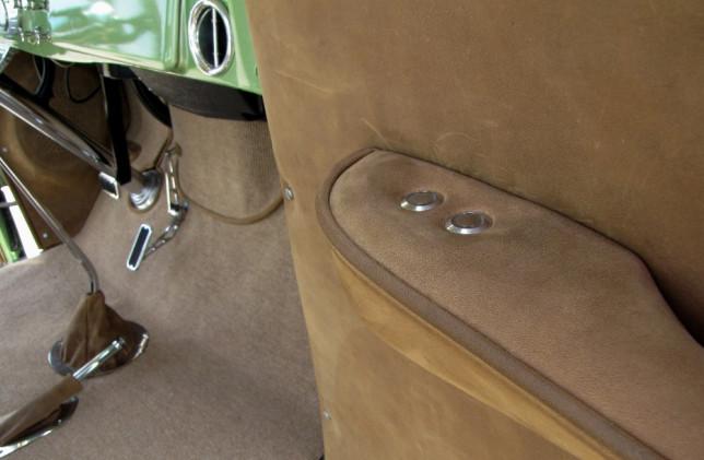 Chevy Innenverkleidung Fensterheber Beifahrer